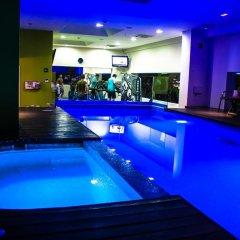 Отель NOVIT Мехико бассейн фото 3