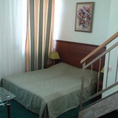 Гостиница Галерея 3* Стандартный номер с двуспальной кроватью фото 5
