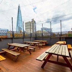 Отель St Christopher's Inn London Bridge - The Oasis Великобритания, Лондон - отзывы, цены и фото номеров - забронировать отель St Christopher's Inn London Bridge - The Oasis онлайн бассейн