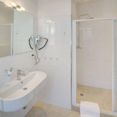 Отель Selinor Old Town Apartments Чехия, Прага - отзывы, цены и фото номеров - забронировать отель Selinor Old Town Apartments онлайн ванная
