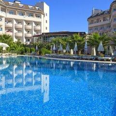 Side Lilyum Hotel & Spa Турция, Сиде - отзывы, цены и фото номеров - забронировать отель Side Lilyum Hotel & Spa онлайн бассейн фото 2