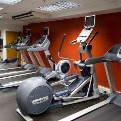 Отель Hilton London Metropole фитнесс-зал фото 4