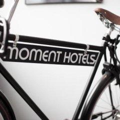 Отель Moment Hotels Швеция, Мальме - 3 отзыва об отеле, цены и фото номеров - забронировать отель Moment Hotels онлайн фитнесс-зал