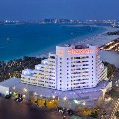 Отель Sheraton Jumeirah Beach Resort ОАЭ, Дубай - 3 отзыва об отеле, цены и фото номеров - забронировать отель Sheraton Jumeirah Beach Resort онлайн вид на фасад