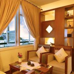 Palace Hotel интерьер отеля