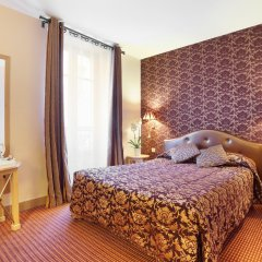 Отель Central Saint Germain Франция, Париж - 3 отзыва об отеле, цены и фото номеров - забронировать отель Central Saint Germain онлайн комната для гостей