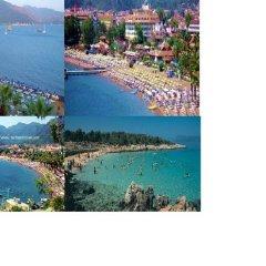 Отель Blue Lagoon Otel Мармарис пляж