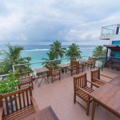 Отель Hathaa Beach Maldives Мальдивы, Атолл Каафу - отзывы, цены и фото номеров - забронировать отель Hathaa Beach Maldives онлайн балкон