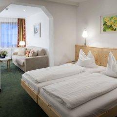 Hotel Gasthof Zum Kirchenwirt Пух-Халлайн комната для гостей