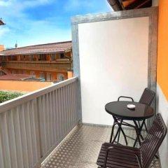 Отель Vogelweiderhof Австрия, Зальцбург - отзывы, цены и фото номеров - забронировать отель Vogelweiderhof онлайн балкон