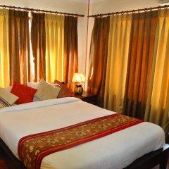 Отель Temple Tiger Thamel Apartment Непал, Катманду - отзывы, цены и фото номеров - забронировать отель Temple Tiger Thamel Apartment онлайн комната для гостей