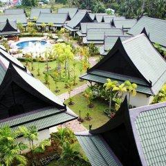 Отель Airport Resort & Spa балкон