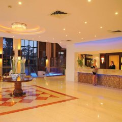 Elias Beach Hotel интерьер отеля