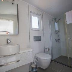 Villa Motion 2 by Akdenizvillam Турция, Калкан - отзывы, цены и фото номеров - забронировать отель Villa Motion 2 by Akdenizvillam онлайн ванная фото 2