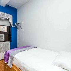 Отель Vanderbilt YMCA Стандартный номер с различными типами кроватей фото 10