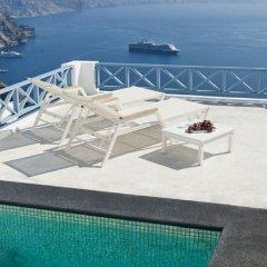 Отель Gorgona Villas Греция, Остров Санторини - отзывы, цены и фото номеров - забронировать отель Gorgona Villas онлайн бассейн фото 2