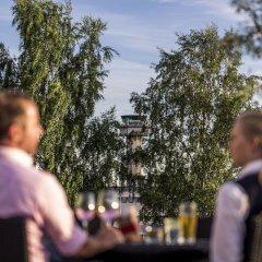 Отель Landvetter Airport Hotel Швеция, Харрида - отзывы, цены и фото номеров - забронировать отель Landvetter Airport Hotel онлайн фото 4
