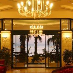 Отель Aska Just In Beach – All Inclusive интерьер отеля фото 3