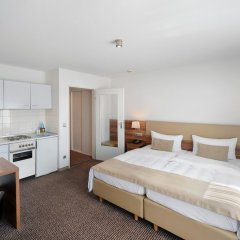 Vi Vadi Hotel downtown munich комната для гостей фото 8