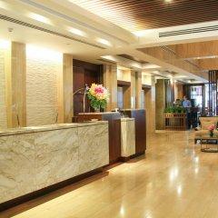 Отель FuramaXclusive Asoke, Bangkok Таиланд, Бангкок - отзывы, цены и фото номеров - забронировать отель FuramaXclusive Asoke, Bangkok онлайн интерьер отеля фото 3