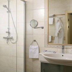 Гостиница Бизнес-отель Империал в Обнинске 1 отзыв об отеле, цены и фото номеров - забронировать гостиницу Бизнес-отель Империал онлайн Обнинск ванная фото 2