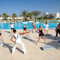 Отель Djerba Plaza Hotel Тунис, Мидун - отзывы, цены и фото номеров - забронировать отель Djerba Plaza Hotel онлайн фитнесс-зал фото 2