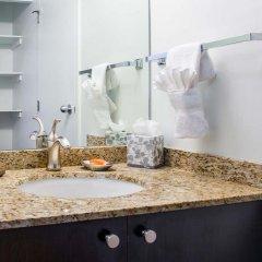 Отель West Coast Suites at UBC Канада, Аптаун - отзывы, цены и фото номеров - забронировать отель West Coast Suites at UBC онлайн ванная фото 2