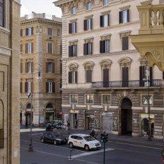 Отель Inn Rome Rooms & Suites комната для гостей