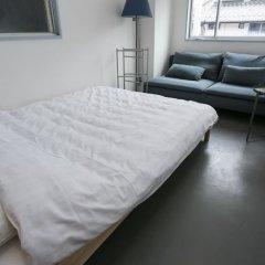 Little Birds Hostel Omihachiman Омихатиман комната для гостей