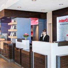 Отель InterCityHotel Hamburg Altona интерьер отеля фото 2