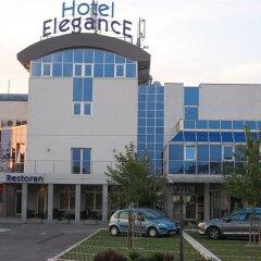 Отель Elegance Hotel Сербия, Белград - отзывы, цены и фото номеров - забронировать отель Elegance Hotel онлайн парковка