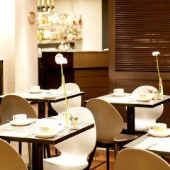 New Hotel Charlemagne Брюссель питание