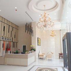 Hoang Minh Chau Ba Trieu Hotel Далат интерьер отеля фото 2
