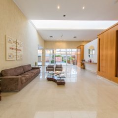 Отель Summit Baobá Hotel Бразилия, Таубате - отзывы, цены и фото номеров - забронировать отель Summit Baobá Hotel онлайн спа фото 2