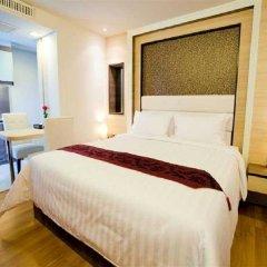 Отель Icheck Inn Residence Sukhumvit 20 Бангкок комната для гостей фото 3