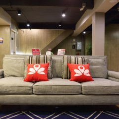ZEN Hostel Ratchatewi интерьер отеля