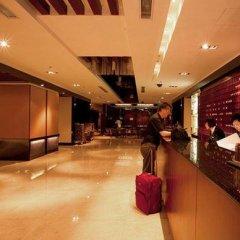 Отель CAA Holy Sun Hotel Китай, Шэньчжэнь - отзывы, цены и фото номеров - забронировать отель CAA Holy Sun Hotel онлайн интерьер отеля