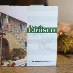 Отель Residence Il Casale Etrusco - Extranet Кастаньето-Кардуччи фото 6