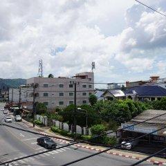 Отель The Auto Place Таиланд, Пхукет - отзывы, цены и фото номеров - забронировать отель The Auto Place онлайн балкон
