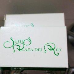 Отель Suites Plaza Del Rio Пуэрто-Вальярта ванная