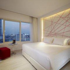 Отель Centara Watergate Pavillion Hotel Bangkok Таиланд, Бангкок - 4 отзыва об отеле, цены и фото номеров - забронировать отель Centara Watergate Pavillion Hotel Bangkok онлайн комната для гостей фото 3
