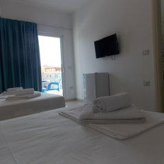 Отель Afa Албания, Ксамил - отзывы, цены и фото номеров - забронировать отель Afa онлайн комната для гостей фото 5