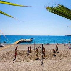 Отель Larissa Akman Park пляж
