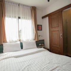 Отель Chetuphon Gate Бангкок сейф в номере