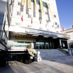 Отель Seoul Leisure Tourist Сеул городской автобус