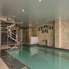 Гостиница Chevalier Hotel & SPA Украина, Буковель - отзывы, цены и фото номеров - забронировать гостиницу Chevalier Hotel & SPA онлайн бассейн