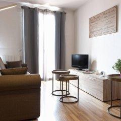 Отель MH Apartments Liceo Испания, Барселона - отзывы, цены и фото номеров - забронировать отель MH Apartments Liceo онлайн комната для гостей фото 4