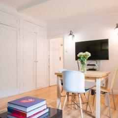 Апартаменты Studio in Fantastic Location Лондон комната для гостей