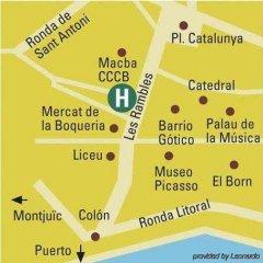Отель 1898 Испания, Барселона - 3 отзыва об отеле, цены и фото номеров - забронировать отель 1898 онлайн фото 2