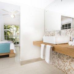 Отель Be Live Collection Punta Cana - All Inclusive Доминикана, Пунта Кана - 3 отзыва об отеле, цены и фото номеров - забронировать отель Be Live Collection Punta Cana - All Inclusive онлайн ванная